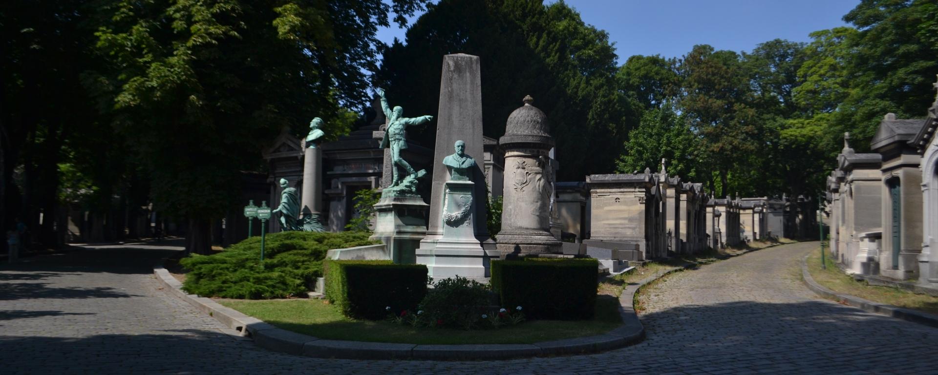 Dilemas de la Levedad del Ser_Cementerio Père lachaise